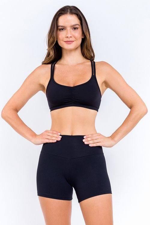 Top Fitness Eliz Color-Preto